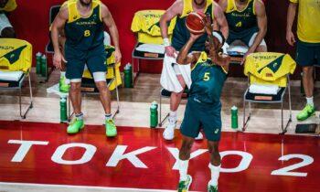 Ολυμπιακοί Αγώνες 2020: Επιτέλους ξόρκισε την κατάρα! Η Αυστραλία μετά τέσσερις τέταρτες θέσεις (1988, 1996, 2000, 2016) κατέκτησε το πρώτο ολυμπιακό μετάλλιο στην ιστορία της νικώντας με 107-93 τη Σλοβενία στον μικρό τελικό.