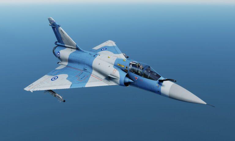 Ελληνοτουρκικά: Mirage σε σκληρές αερομαχίες στο Αιγαίο