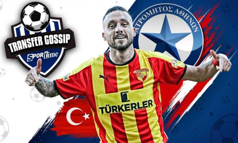 Ο Ατρόμητος και ο Στέφανο Ναπολεόνι είχαν μια σχέση αγάπης που διακόπηκε μόνο από τη μεγάλη πρόταση της ανερχόμενης τότε δύναμης του τουρκικού ποδοσφαίρου Μπασακσεχίρ, τον Ιανουάριο του 2016.