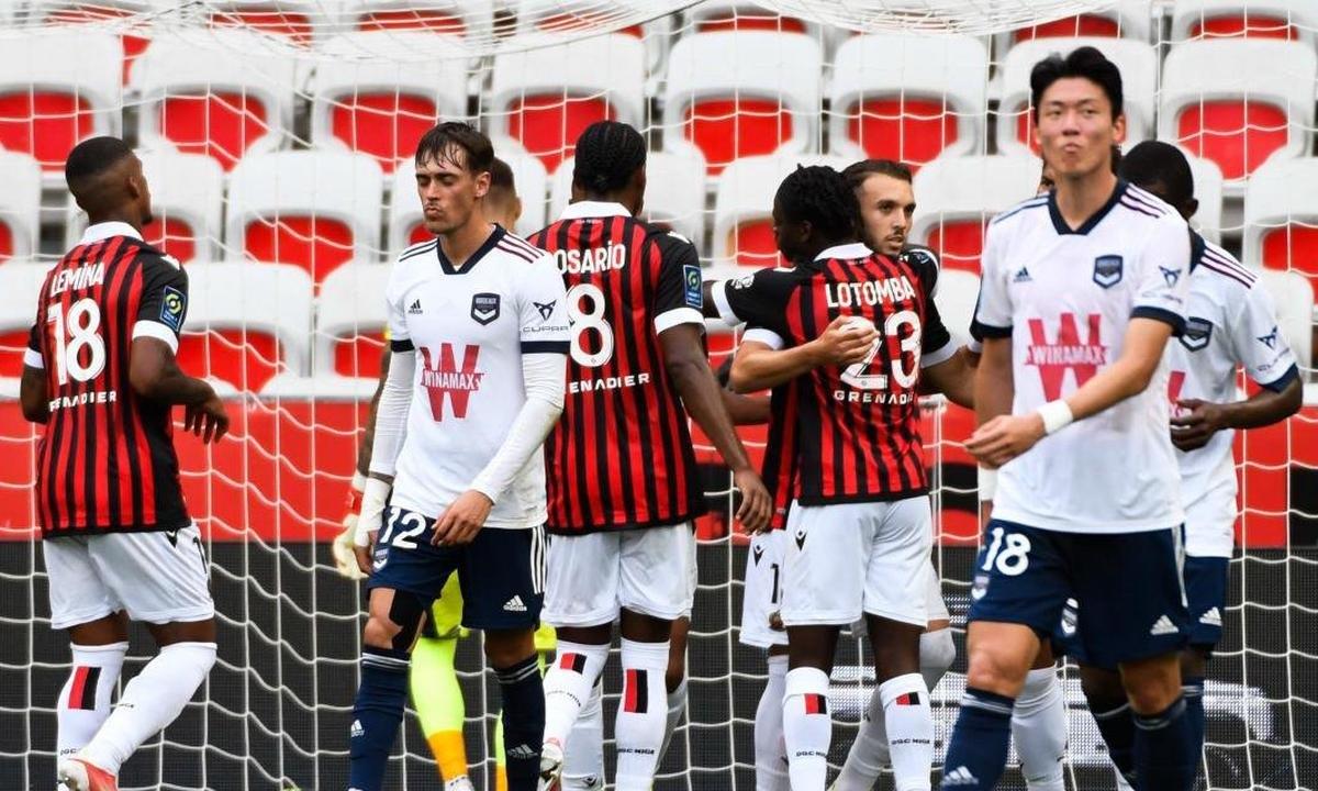 Ligue 1: Καταιγιστική η Νις, έριξε τεσσάρα στην Μπορντό (vid)