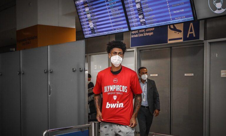 Ντόρσεϊ: «Ευλογία να είμαι στον Ολυμπιακό, θέλω να νικάω» (Vid+Pic)