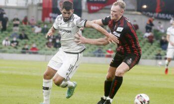 Μποέμιαν - ΠΑΟΚ LIVE: O ΠΑΟΚ δίνει το πρώτο του επίσημο παιχνίδι για την σεζόν 2020-21, στο Δουβλίνο απέναντι στην Μποέμιαν για τον 3ο προκριματικό του Europa Conference League.