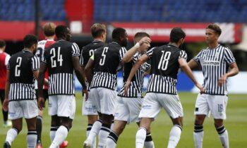 Σε περίπτωση πρόκρισης επί της Μποέμιανς, ο ΠΑΟΚ θα αντιμετωπίσει στα play off του Europa Conference Leagueτον νικητή του ζευγαριού Χιμπέρνιαν - Ριέκα.