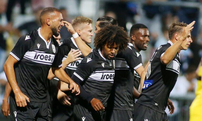Ριέκα – ΠΑΟΚ: Σούπερ ασίστ Σβαμπ και 0-1 με Ελ Καντουρί (vid)