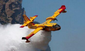 Ο ναυπηγός Φαίδων Καραϊωσιφίδης μίλησε για τις συνθήκες υπό τις οποίες τα πυροσβεστικά αεροπλάνα, μπορούν να πετάξουν και επιτελέσουν έργο.