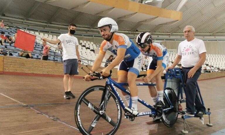 Έξι νέα εθνικά ρεκόρ στο Πανελλήνιο πρωτάθλημα ποδηλασίας πίστας – Πρώτος σύλλογος ο Παναθηναϊκός