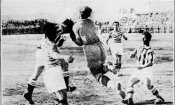 Βρισκόμαστε πίσω στον Αύγουστο του 1935 και όσοι αγαπούσαν το ποδόσφαιρο (καθόλου λίγοι) διάβασαν μια απίθανη ιστορία στην εφημερίδα «ΑΘΛΗΤΙΣΜΟΣ».