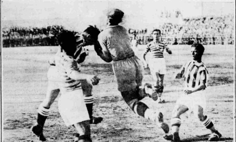 Αθήνα 1935: Ο ανώνυμος εκατομμυριούχος που υποσχέθηκε επαγγελματικό ποδόσφαιρο με… παλάτια (Pics)