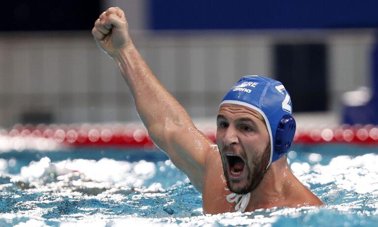 Ολυμπιακοί Αγώνες 2020: Τεράστια νίκη και στα ημιτελικά η Εθνική Ελλάδας πόλο!
