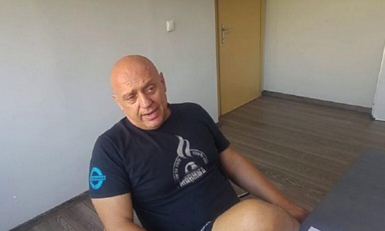 Ραπτόπουλος: «Τι δουλειά κάνεις ρε Τούνη;»