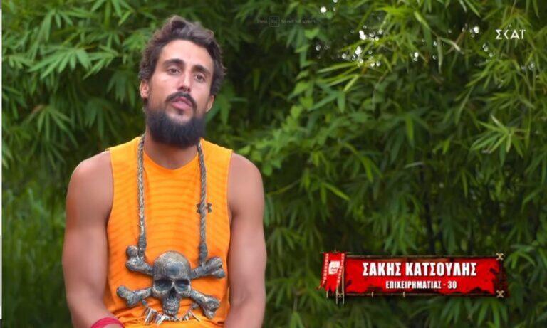 Survivor – Σάκης Κατσούλης: Γνωστή τραγουδίστρια αποκάλυψε φλερτ με τον Σάκη!