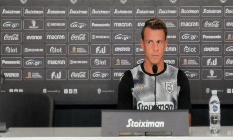 Σβαμπ: «Όλα αρχίζουν από το μηδέν – Θα βρούμε το γκολ στην Κροατία»