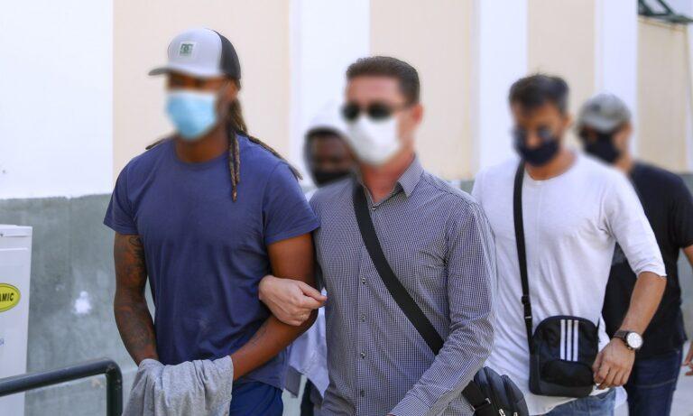 Τώρα: Στον ανακριτή για να απολογηθεί ο Σεμέδο