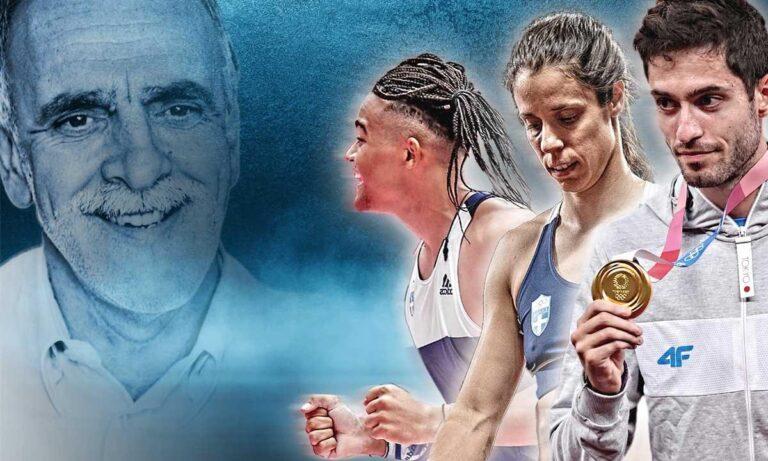 Ολυμπιακοί Αγώνες 2020 – Στίβος: Ο Βασίλης Σεβαστής χαμογελάει από εκεί ψηλά…