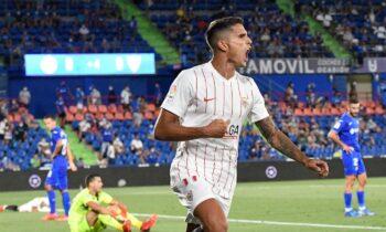 Χετάφε - Σεβίλλη 0-1: Ο Λαμέλα «χτύπησε» στις καθυστερήσεις