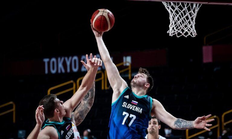 Ολυμπιακοί Αγώνες 2020 – Ισπανία – Σλοβενία: H παρέα του Ντόντσιτς «καθάρισε» την 1η θέση