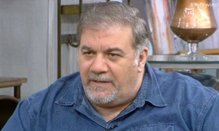 Δημήτρης Σταρόβας: Ξέσπασε για τα εμβόλια του Κορονοϊού στο πρωινό του OPEN