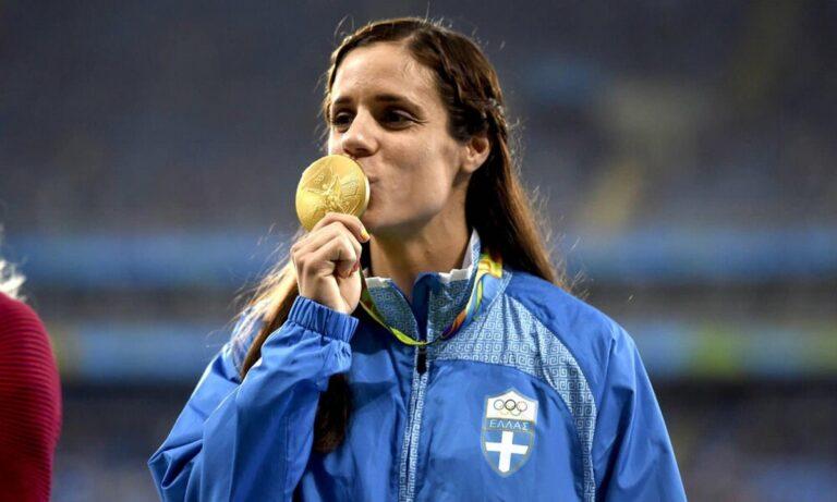 Σαν Σήμερα: Χρυσή Ολυμπιονίκης στο Ρίο η Κατερίνα Στεφανίδη!