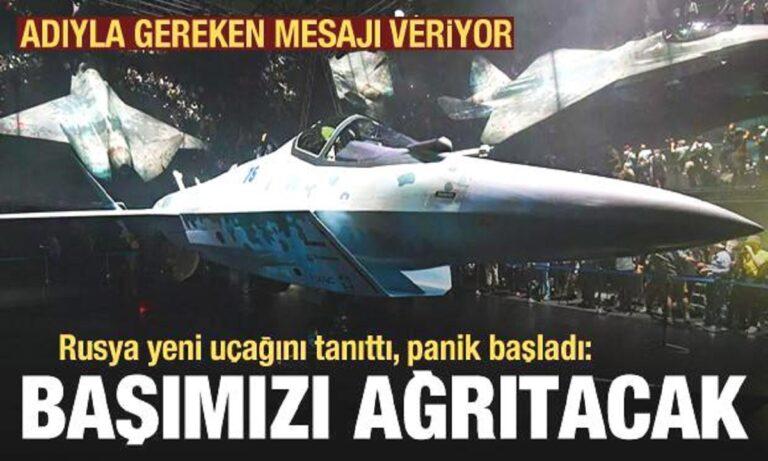 Τουρκία: Η Ρωσία έφτιαξε το Su-75 για να χτυπήσει F-35 και Rafale