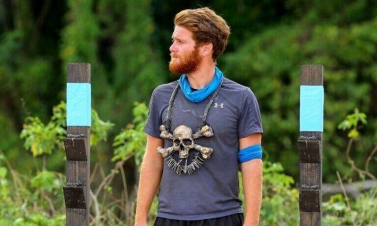 Survivor: Ο Τζέιμς Καφετζής στο πλευρό των πυρόπληκτων από τη φωτιά στη Βαρυμπόμπη