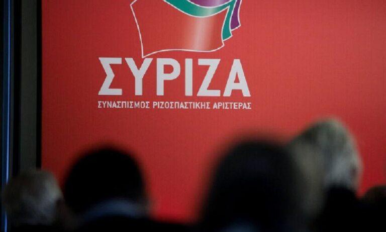 ΣΥΡΙΖΑ: «Καλούμε την κυβέρνηση να αφήσει τα «πούσια» και τους πανηγυρισμούς»
