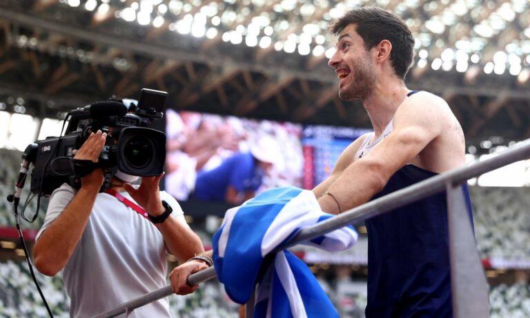 Ολυμπιακοί Αγώνες 2020 – Στίβος: Ο Μίλτος Τεντόγλου… και σε άλμα επί κοντώ!