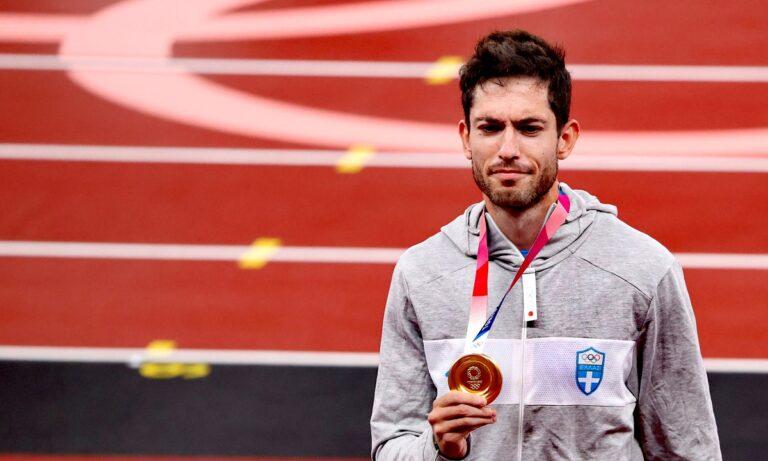 Ολυμπιακοί Αγώνες 2020 - Μίλτος Τεντόγλου: «Δεν έχω πάρει ούτε ένα ευρώ από την Ελλάδα»