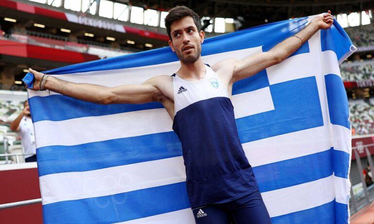 Ολυμπιακοί Αγώνες 2020 – Στίβος: Αποθέωση στο Twitter για τον «Χρυσό» Μίλτο Τεντόγλου!