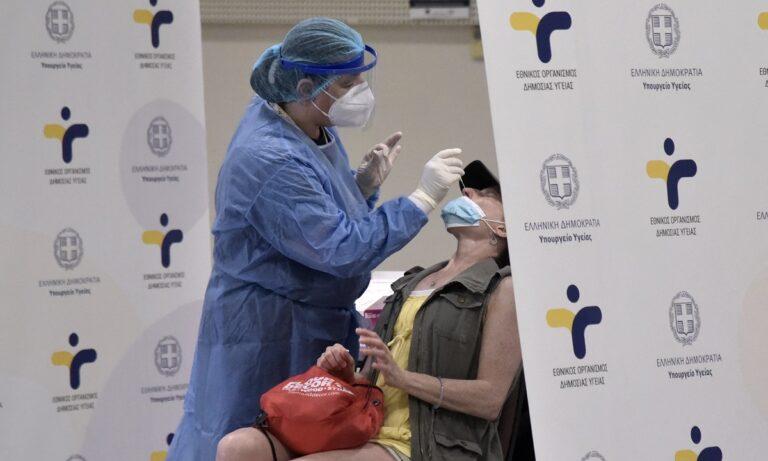 Στα 10 ευρώ τα τεστ για τους ανεμβολίαστους πολίτες – Πολίτες δύο κατηγοριών – Έρχεται απαρτχάιντ