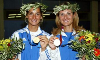 Σαν Σήμερα 21 Αυγούστου: Τα τρία μετάλλια στους Ολυμπιακούς - Χρυσές Μπεκατώρου και Τσουλφά
