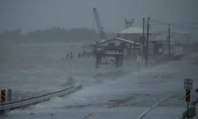 Τυφώνας Άιντα: Σοκ στη Λουιζιάνα με έναν νεκρό – Χωρίς ρεύμα η Νέα Ορλεάνη