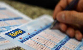 ΤΖΟΚΕΡ: Κληρώνει απόψε 2,9 εκατ. ευρώ – Κατάθεση δελτίων στα καταστήματα ΟΠΑΠ ή στο tzoker.gr