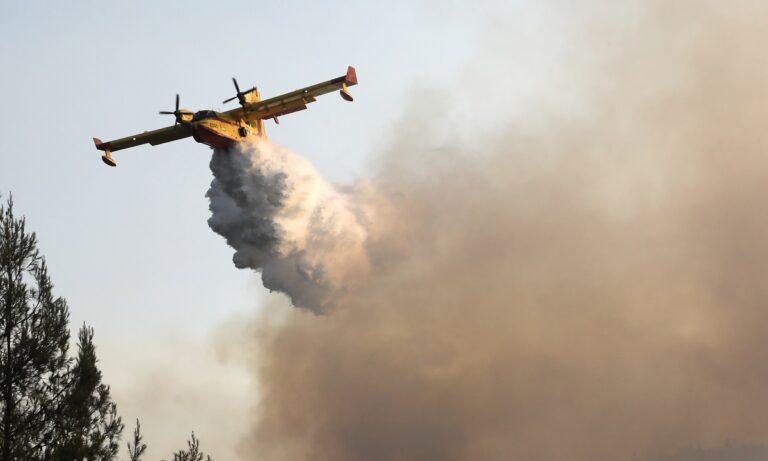 Φωτιά στη Βαρυμπόμπη: ΠΡΟΣΟΧΗ – Οι περιοχές με την μεγαλύτερη ατμοσφαιρική ρύπανση (πίνακες)