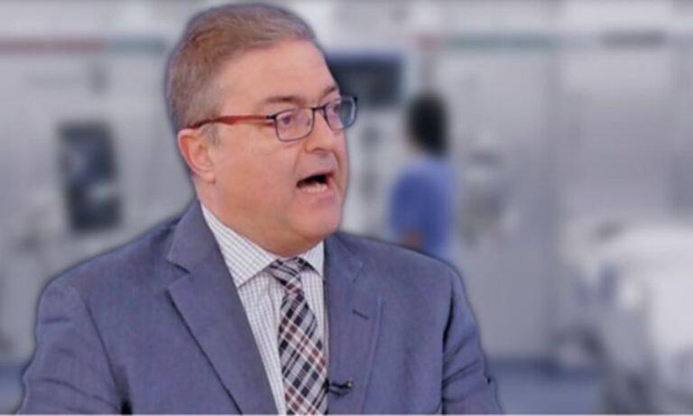 Θεόδωρος Βασιλακόπουλος: Ζητάει… τεστ για να μπορείς να ψωνίζεις σε σούπερ μάρκετ!