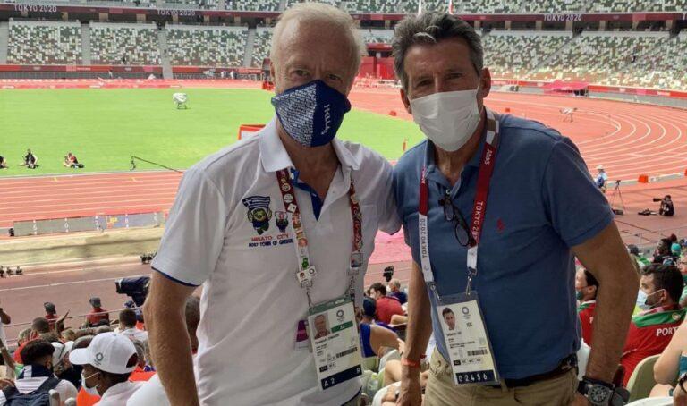 Ολυμπιακοί Αγώνες 2020- Στίβος: Συγχαρητήρια Κόου στον Δημάκο για τον Τεντόγλου