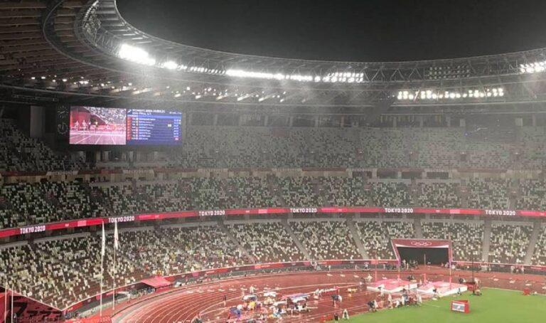Ολυμπιακοί Αγώνες 2020- Στίβος: Η βροχή σταμάτησε το επί κοντώ γυναικών