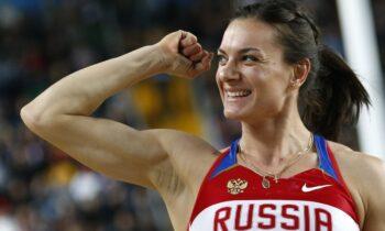 Γελένα Ισινμπάγιεβα: Σαν σήμερα 24 Αυγούστου κατακτά την Αθήνα και σπάει το παγκόσμιο ρεκόρ!