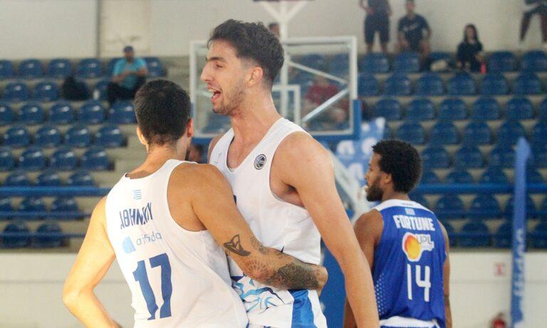 Ιωνικός- Λάρισα (Κύπελλο) 74-66: Στους «8» με πολλές υποσχέσεις