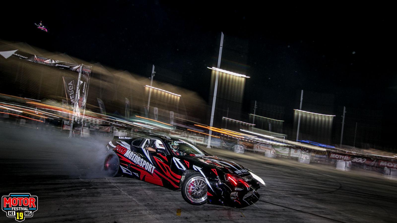 Το 19ο Motor Festival στο ΟΑΚΑ ήταν ανεπανάληπτο!