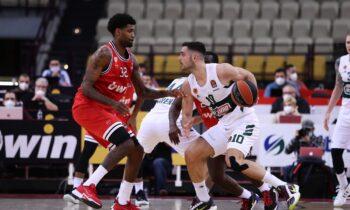 Την 8η αγωνιστική στο ΣΕΦ θα διεξαχθεί το μεγάλο ντέρμπι της Basket League, ανάμεσα στον Ολυμπιακό και τον Παναθηναϊκό. Όλο το πρόγραμμα