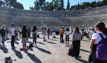 Η Παρασκευή 24 Σεπτεμβρίου είναι η Ευρωπαϊκή Ημέρα Σχολικού Αθλητισμού και παράλληλα είναι η 8η Πανελλήνια Ημέρα Σχολικού Αθλητισμού.