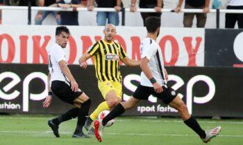 H AEK στα πλαίσια της 3ης αγωνιστικής της Super League 1, θα παίξει με την Λαμία, στο ΟΑΚΑ.