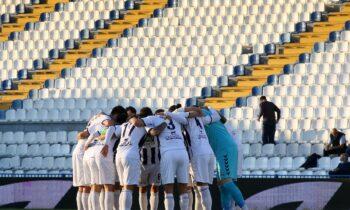 Ο Απόλλων Σμύρνης υποδέχεται τον Ιωνικό στη μία από τις δύο αναμετρήσεις, με τις οποίες ολοκληρώνεται η 4η αγωνιστική της Super League 1.