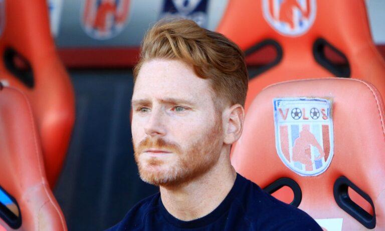 Βόλος: Αμπασκάλ ο νεότερος ξένος προπονητής στη Super League 1