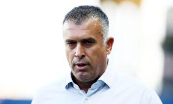 Ο Γιάννης Αναστασίου στο Παναιτωλικός - ΠΑΟΚ