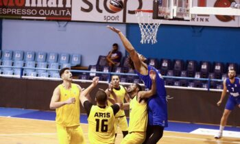 Ο Άρης έκανε το 3/3 στους φιλικούς αγώνες προετοιμασίας καθώς επικράτησε και του Ηρακλή με 91-82 σε φιλικό που έγινε στο «Ιβανώφειο».