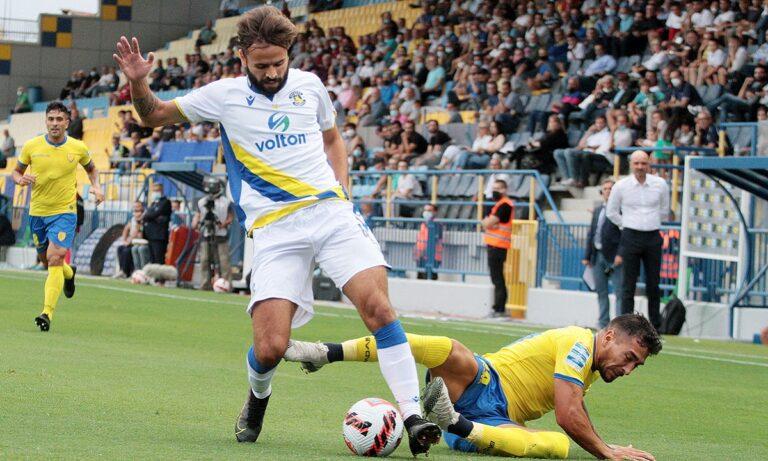 Παναιτωλικός – Αστέρας Τρίπολης 0-0: Άσφαιροι στην πρεμιέρα