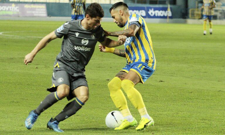 Παναιτωλικός – Αστέρας Τρίπολης LIVE 0-0 (ΤΕΛΙΚΟ)