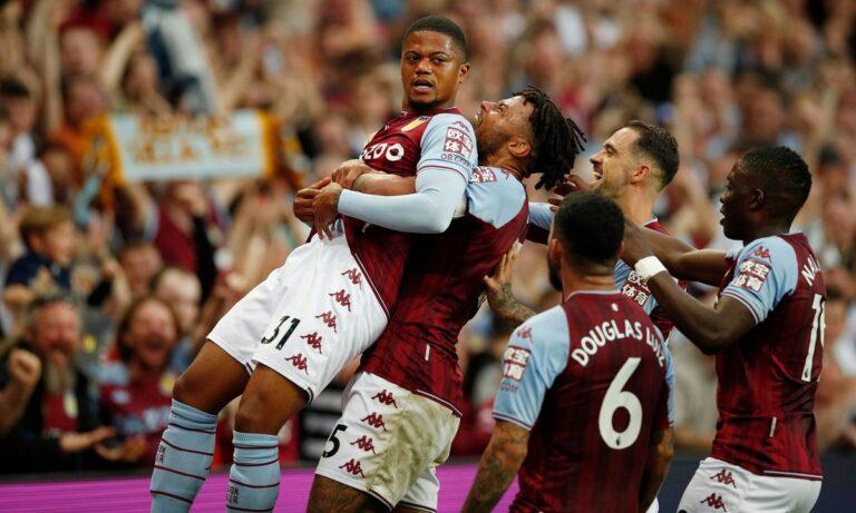 Άστον Βίλα - Έβερτον 3-0: Το ξέσπασμα και η πρώτη ήττα