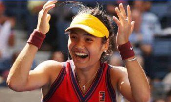 Σάκκαρη: Η μεγαλύτερη ευχάριστη έκπληξη του τουρνουά, ακούει στο όνομα Ραντουκάνου. Η 18χρονη βρετανίδα, no150 (!!) κόσμου, έχει παίξει το...